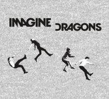 Imagine Dragons by obsssddd