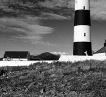 St John's Point, Lighthouse Mono Sticker