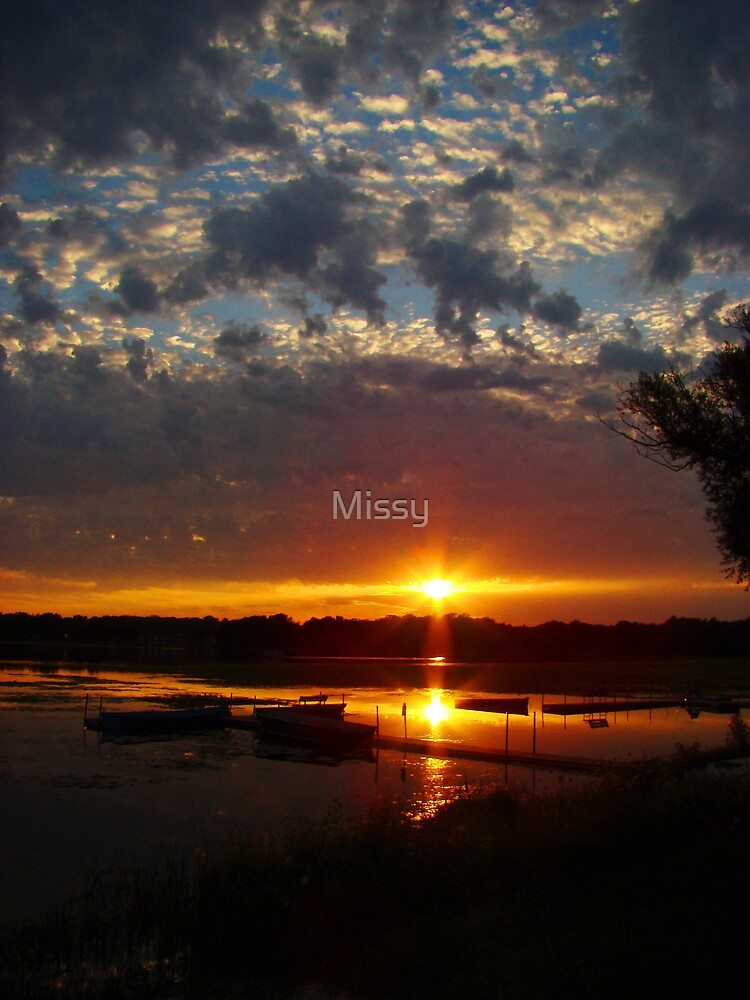 Sunset by Missy