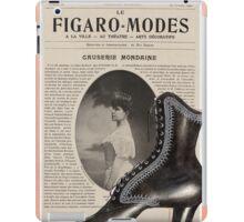 Figaro Modes Collage iPad Case/Skin