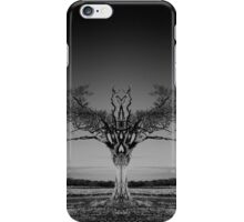 The Rihanna Tree Symmetry iPhone Case/Skin