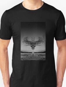 The Rihanna Tree Symmetry Unisex T-Shirt