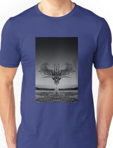 Rihanna Tree Symmetry Unisex T-Shirt