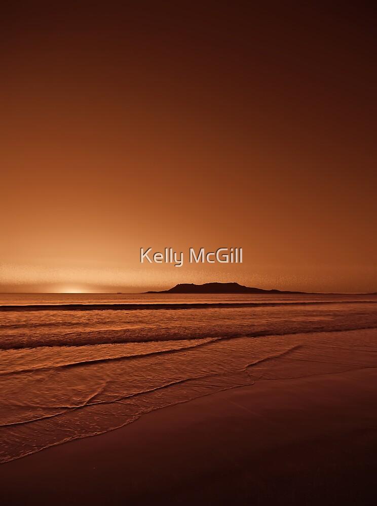 Maria Sunrise by Kelly McGill