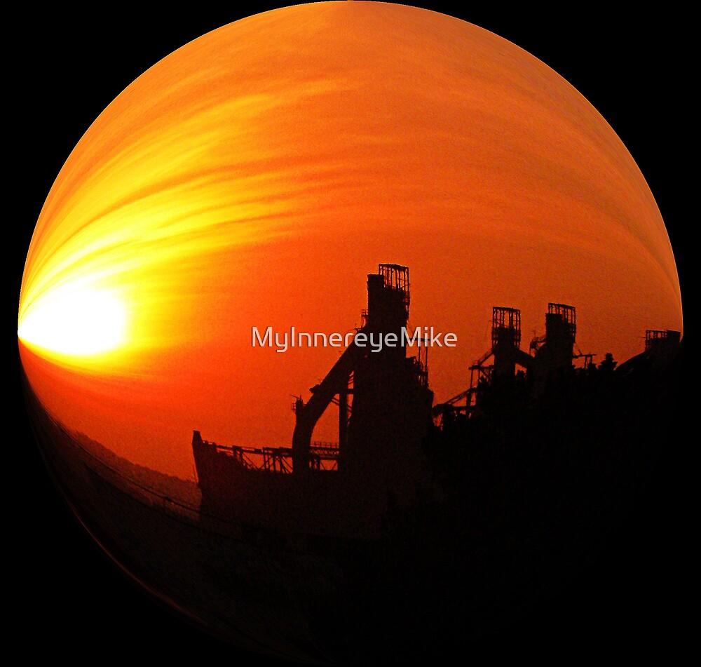 #189  The Industrial Bubble by MyInnereyeMike