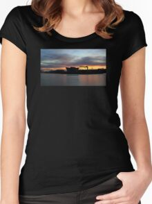 Harland & Wolff Daybreak Women's Fitted Scoop T-Shirt