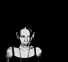 Dark Flake by Nicole Wiedig