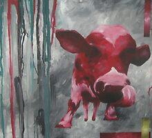 big red by steve feltham