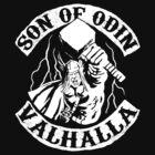 Son Of Odin by printproxy