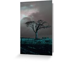 The Rihanna Tree, Angry Greeting Card