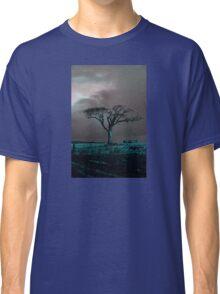 Rihanna Tree, Angry Classic T-Shirt