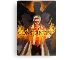 CONSTANTINE - Main Suspects Metal Print