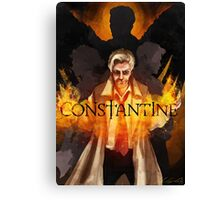 CONSTANTINE - Main Suspects Canvas Print