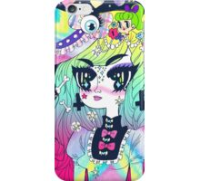 Confetti Goth iPhone Case/Skin