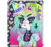 Confetti Goth iPad Case/Skin