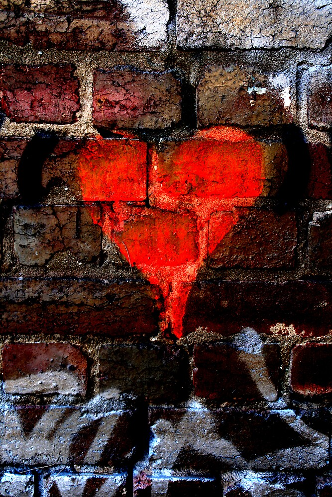 Bleeding Heart by Kate Heard