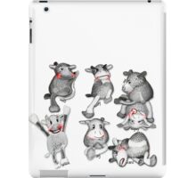 How do you Feel TODAY? iPad Case/Skin