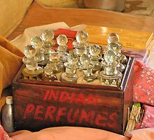 Indian Perfumes by Bhaskar Dutta