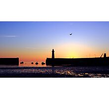 Donaghadee Sunrising Photographic Print