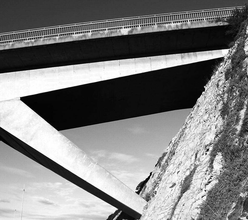 the Belford Road bridge # 1 by mick8585