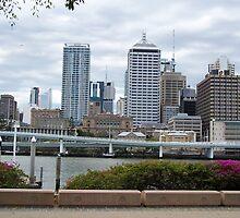 Brisbane by TECA259