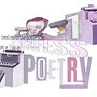 The Man Who Could only Speak Poetry. by Andy Nawroski