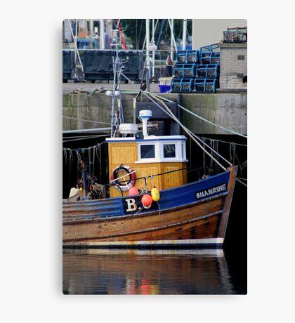 Gone Fishing Canvas Print