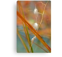Migration in Abstract Canvas Print