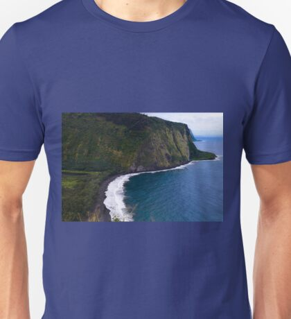 Waipi'o Valley Lookout  Unisex T-Shirt