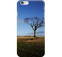 The Rihanna Tree And Bales iPhone Case/Skin