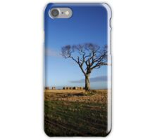 Rihanna Tree And Bales iPhone Case/Skin
