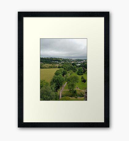 Irish Countryside Framed Print