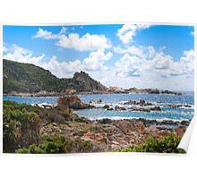 Campo Moro Corsica Poster