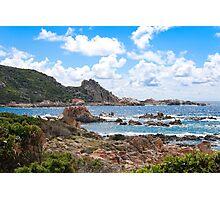 Campo Moro Corsica Photographic Print