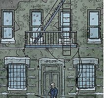 A Very Hawkeye Christmas by jamesgb