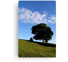 Deciduous Delight Canvas Print