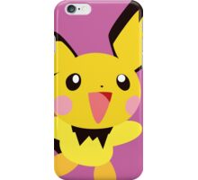 Pichu - 2nd Gen iPhone Case/Skin