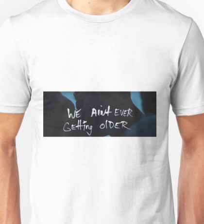 The Chainsmokers Closer Lyrics Unisex T-Shirt
