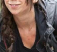 Katniss EverBeans Sticker