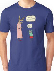 Let's Network Unisex T-Shirt