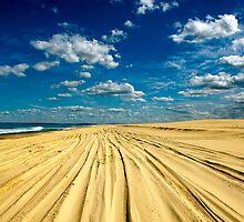 Sandy Highway by lukaszek