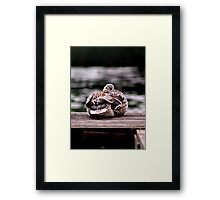 Here's Lookin At You Kid! Framed Print