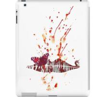 Bloody Lips iPad Case/Skin