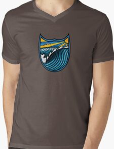 Surf Paradise T Shirt Mens V-Neck T-Shirt