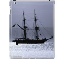 Tall Ship Royalist Mono iPad Case/Skin