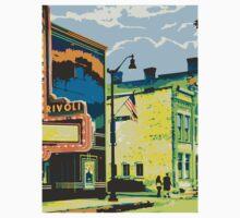 Rivoli & Washington House Inn - Cedarburg WI (bold) Kids Clothes