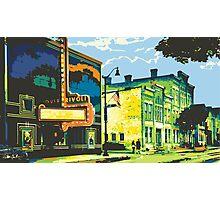 Rivoli & Washington House Inn - Cedarburg WI (bold) Photographic Print