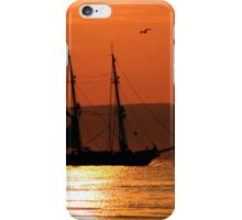 Tall Ship Royalist iPhone Case/Skin