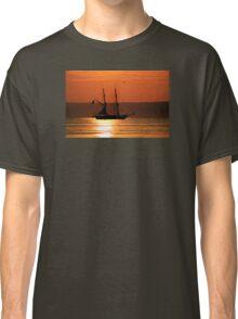 Tall Ship Royalist Classic T-Shirt