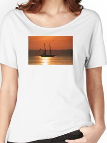Tall Ship Royalist Women's Relaxed Fit T-Shirt